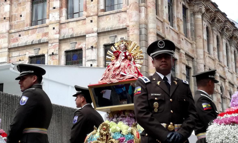 Imagen CUENCA PREGÓN NIÑO VIAJERO 1