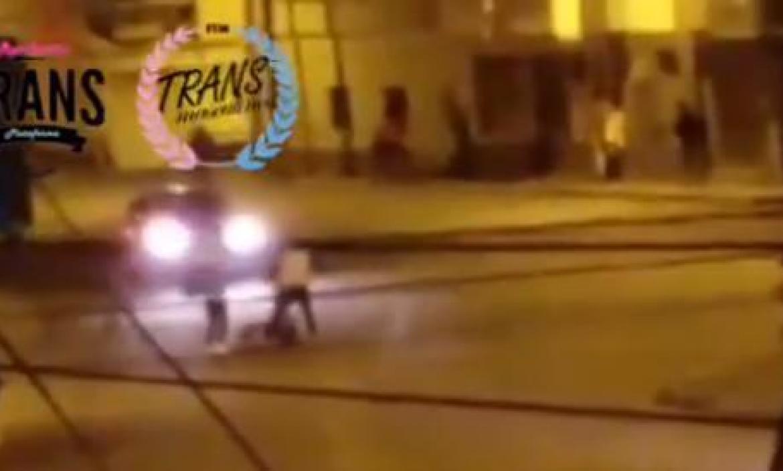 Imagen Trans asesinato