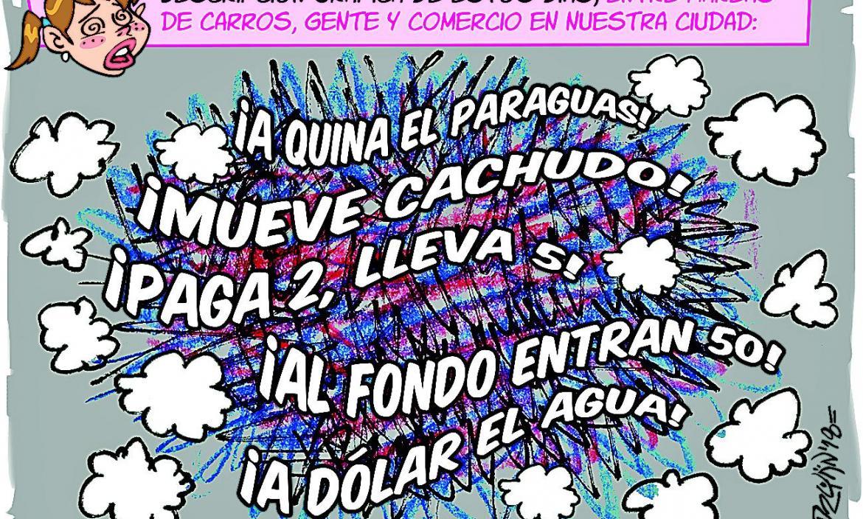 Imagen HAYAKA MALESTAR NAVIDEÑO CALLES 22-1 (26478638)