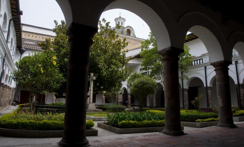 Tres siglos de arte, rezos y silencio en el Carmen Bajo de Quito
