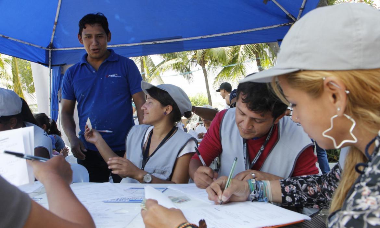 12 Septiembre 2012 / En las instalaciones del CNE se recepta el camb