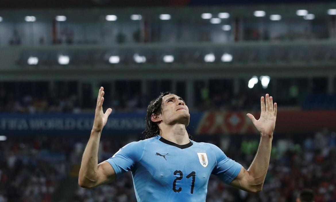World Cup - Round of 16 - Uruguay vs Portugal