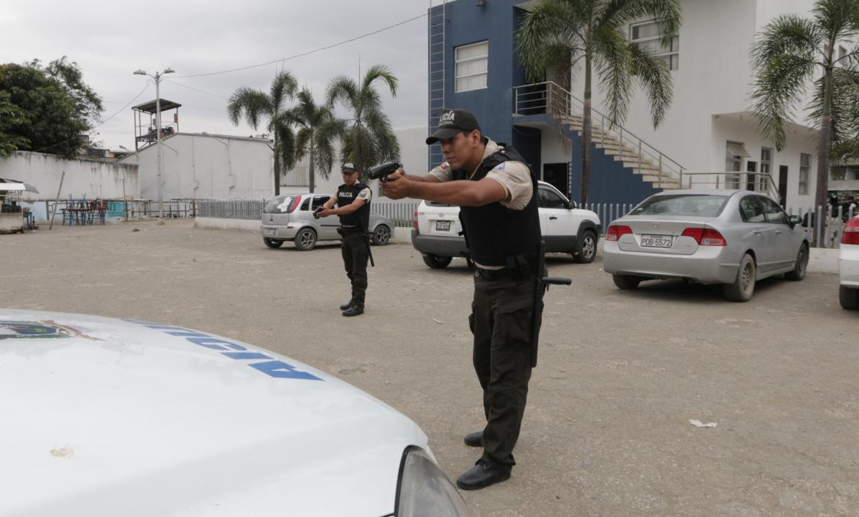 ENTREVISTA POLICIA