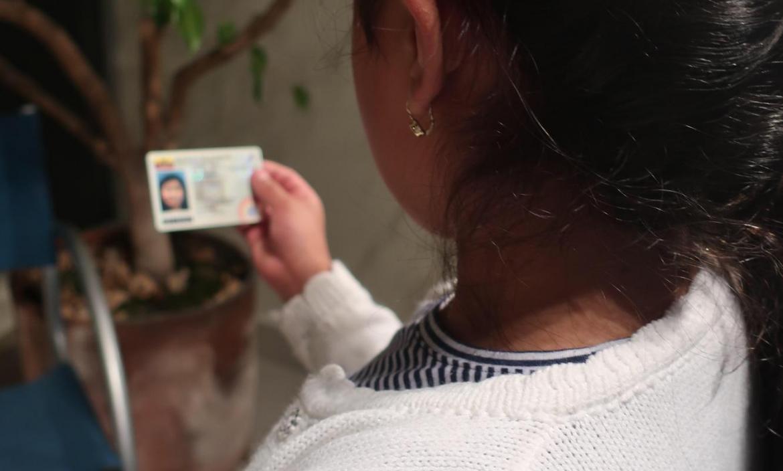 La pionera de 9 años que plasmó su género en una cédula en Ecuador