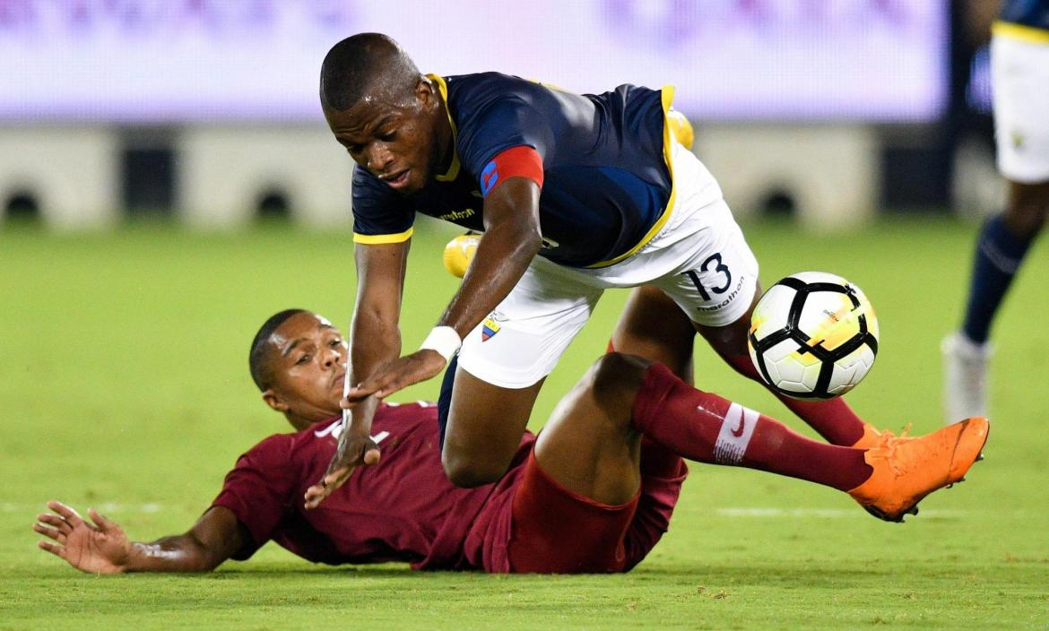 Catar vs Ecuador
