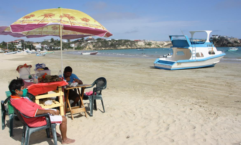 playas Santa Elena