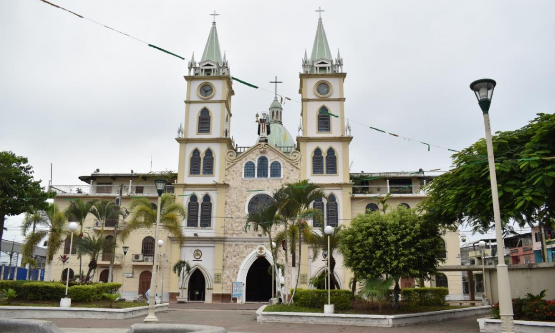 iglesia yaguachi