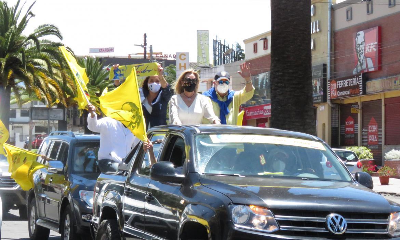 Isidro Romero candidato 2
