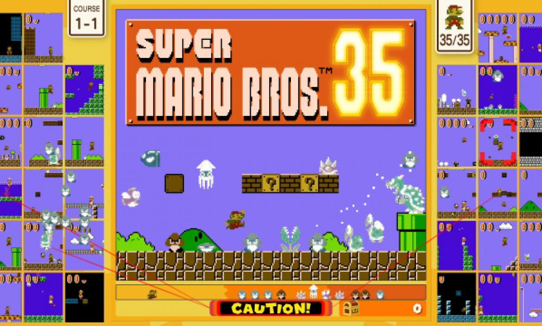 Mario Bros cumple 35 años y Nintendo 'tira la casa por la ventana'.