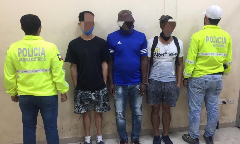 detenidos por drogas