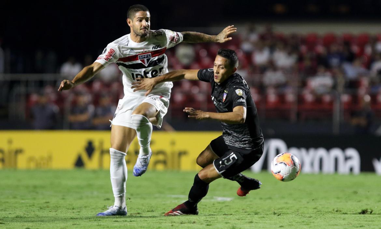 LigadeQuito-SaoPaulo-Copa-Libertadores