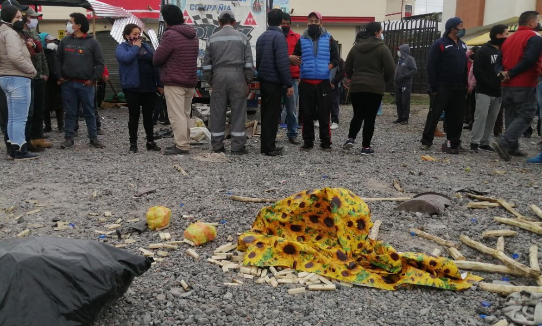 muerto en Alobamba