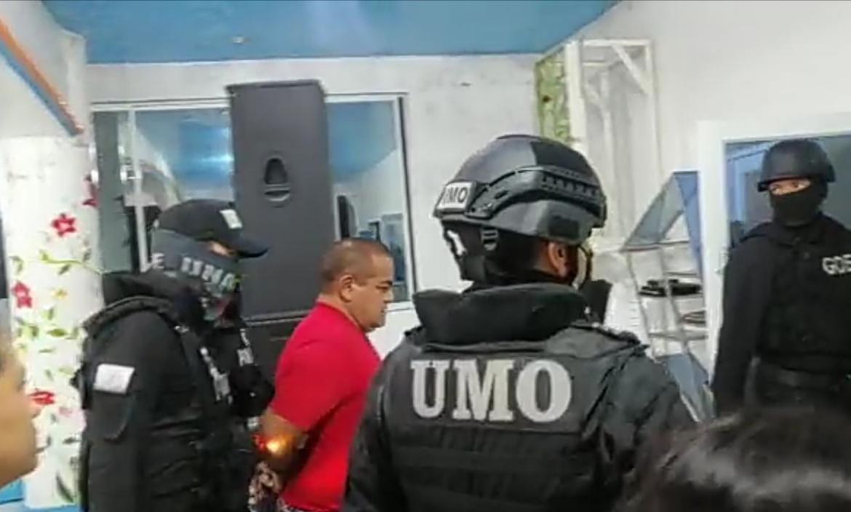 El pastor Evert García Salamar fue detenido la noche del martes en el cantón Buena Fe.