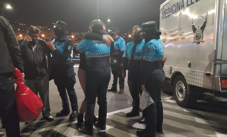 Agente de Control Metropolitano - Asesinado - Quito