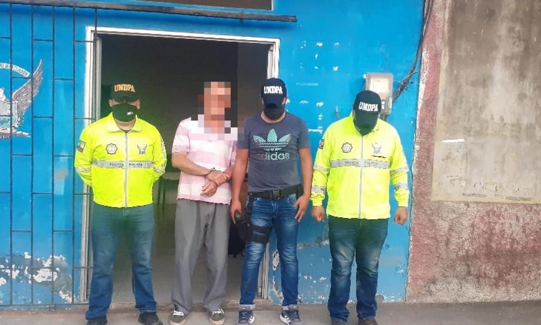 Jornalero - Violador - Pichincha - Los Ríos