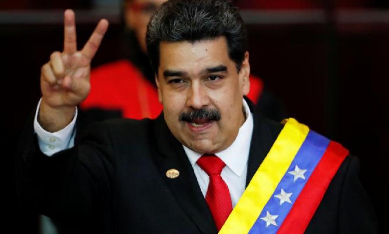 Nicolás Maduro opina sobre la crisis en Perú.