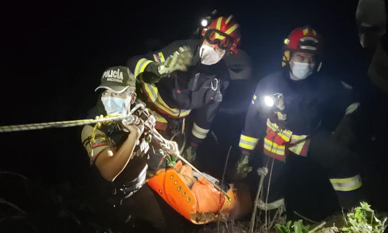 Rescate - Carcelén - Borracho