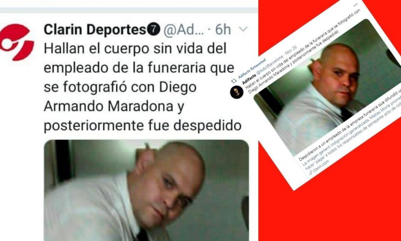 maradona-muerto-foto-clarin-argentina-noticias-falsas