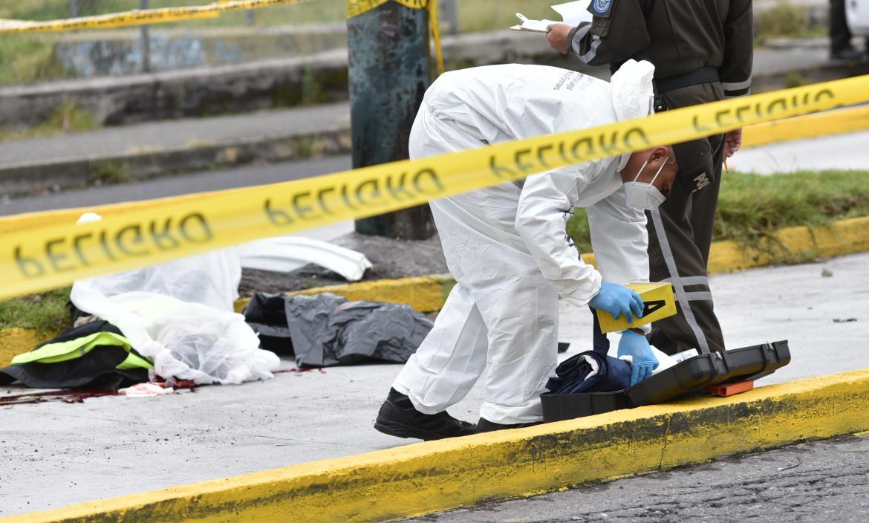 Accidente - Policía - Muerto
