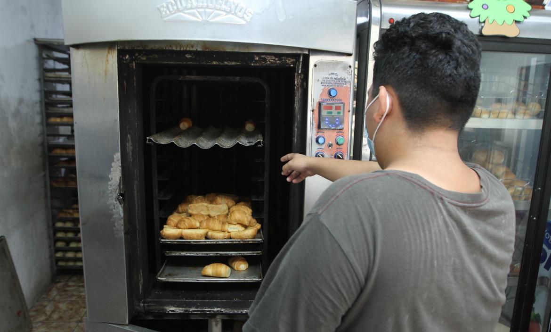 estallido de horno