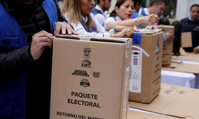 Las elecciones serán en febrero de 2021.
