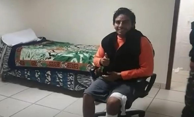 Daniel Salcedo Bonilla se encuentra recluido en la cárcel de El Inca, de la capital.