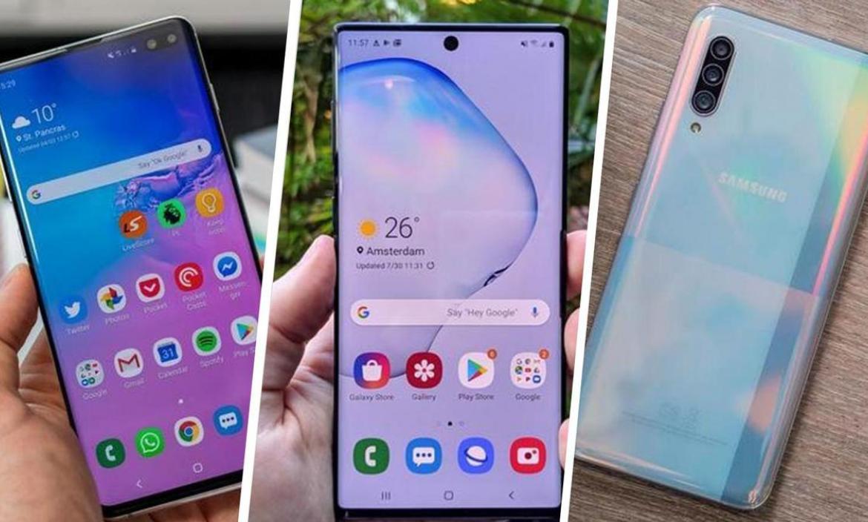 Samsung ya no incluirá cargadores en sus nuestros teléfonos inteligentes.