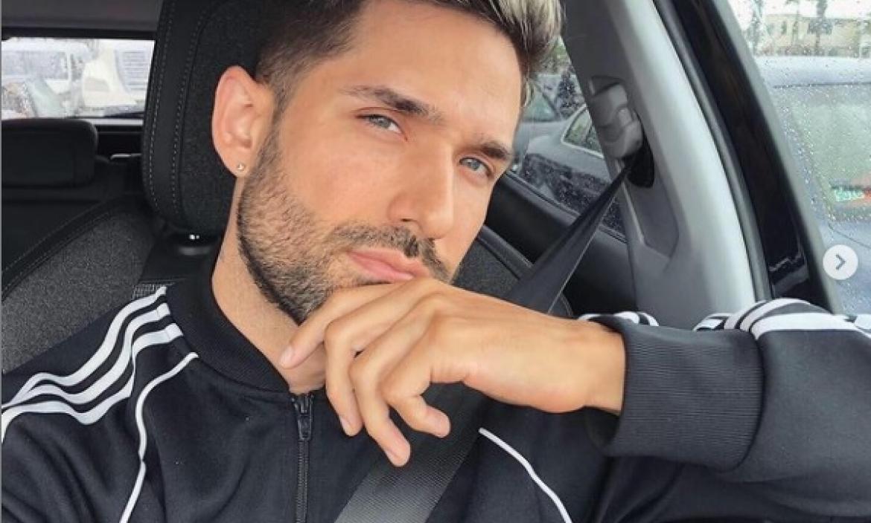 Actor y cantante Miguel Tovar