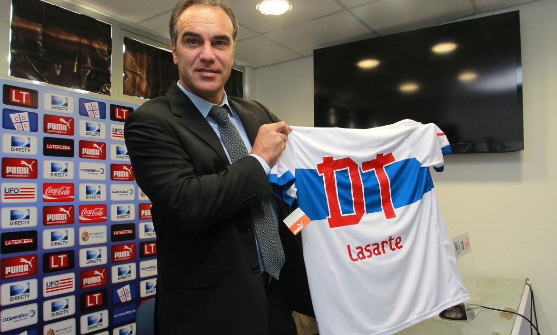 Chile-entrenador-eliminatorias-Martín-Lasarte
