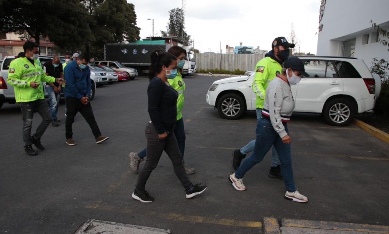 sacapintas - robo - Quito