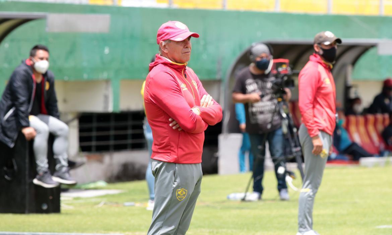 Aucas-Darío-Tempesta-entrenador
