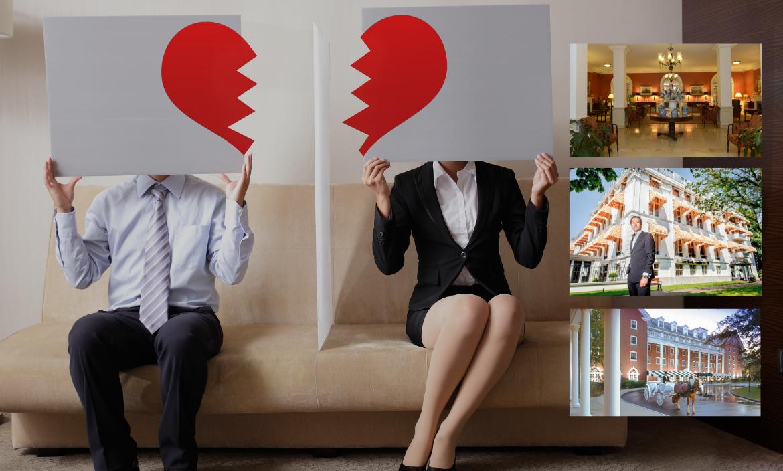 Hotel para divorciarse