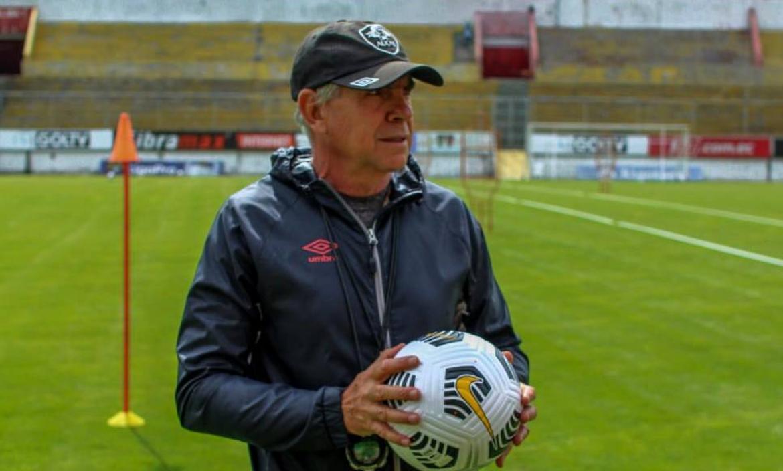 Aucas-Darío-Tempesta-entrenador-LigaPro-Copa-Sudamericana