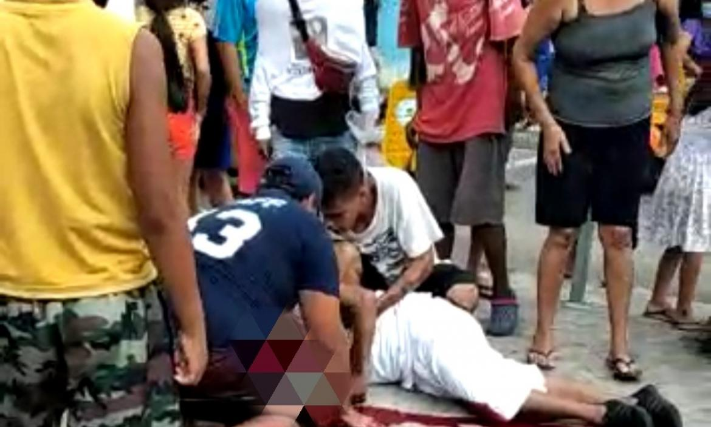 Anthony Murrieta Reyes fue asesinado por dos hombres que llegaron en moto.