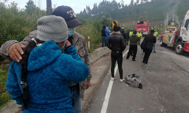 Accidente - Muertos - Quito
