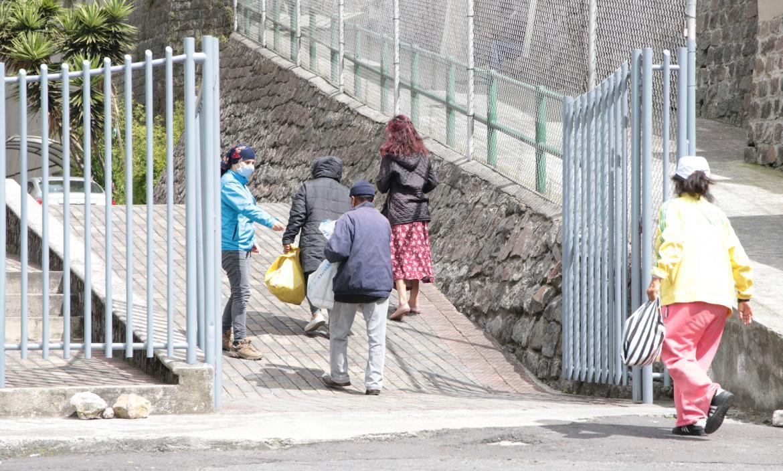 mujeres en situación de calle