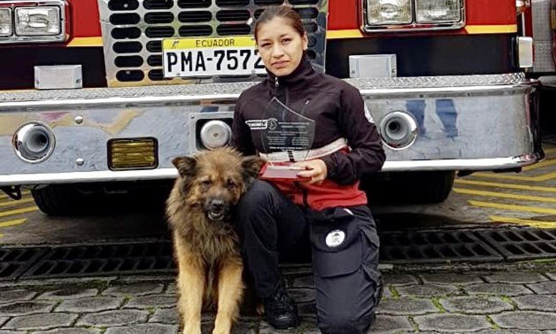 Max bombero