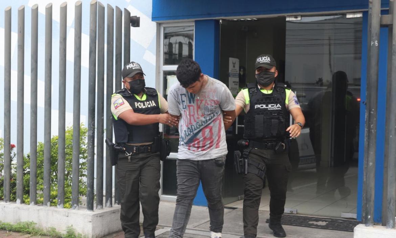 El sospechoso de nacionalidad venezolana fue puesto a órdenes de las autoridades.