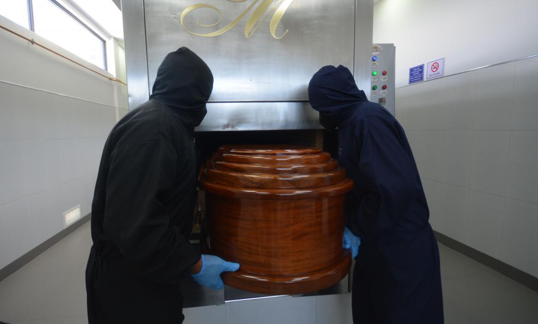 Cremaciones - Coronavirus - Quito