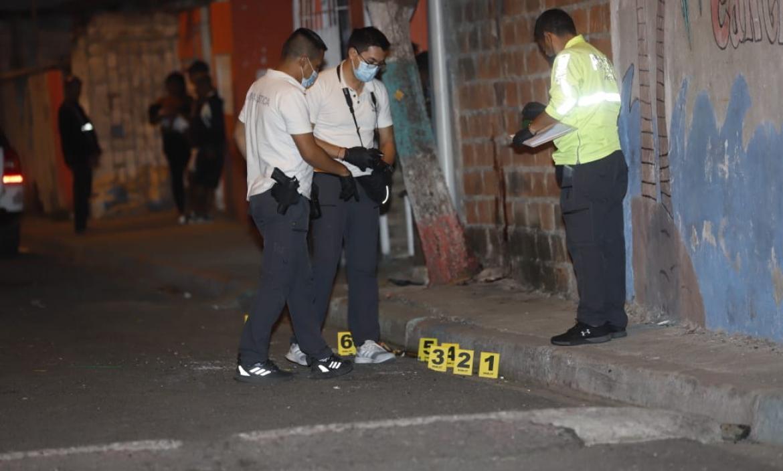 Mataron a un hombre en la Isla Trinitaria.