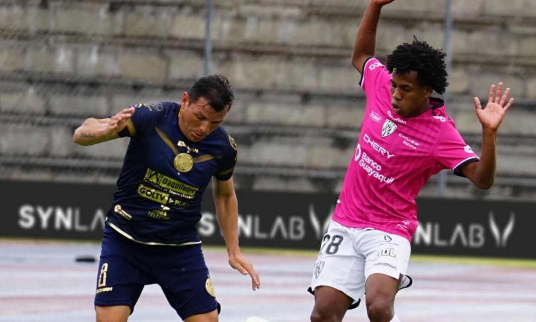 Independiente del Valle le ganó al Olmedo.