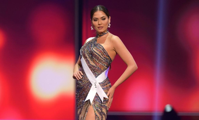 La mexicana Andra Meza fue elegida este domingo Miss Universo.