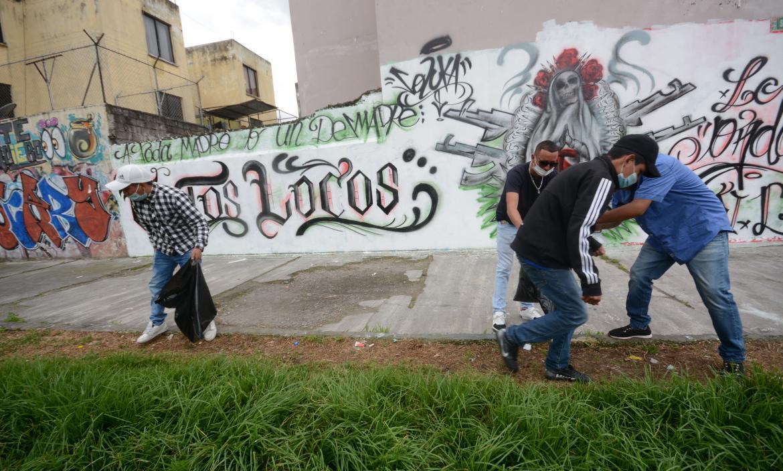 Vatos Locos - Limpieza - Quito