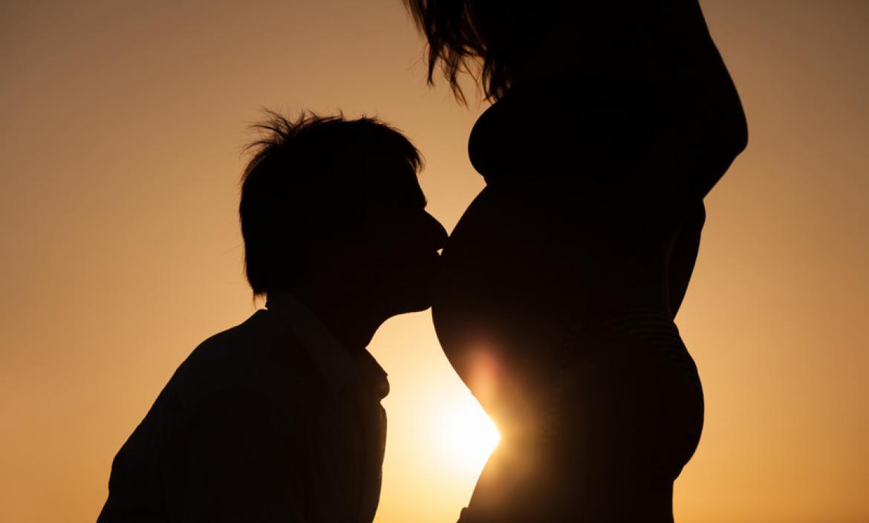 En Sudáfrica, una mujer tuvo 10 hijos.