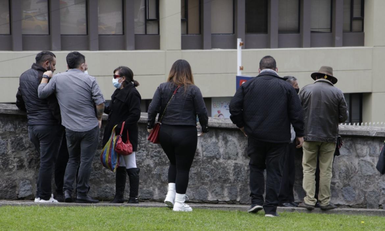 Muertos - Trago - Quito