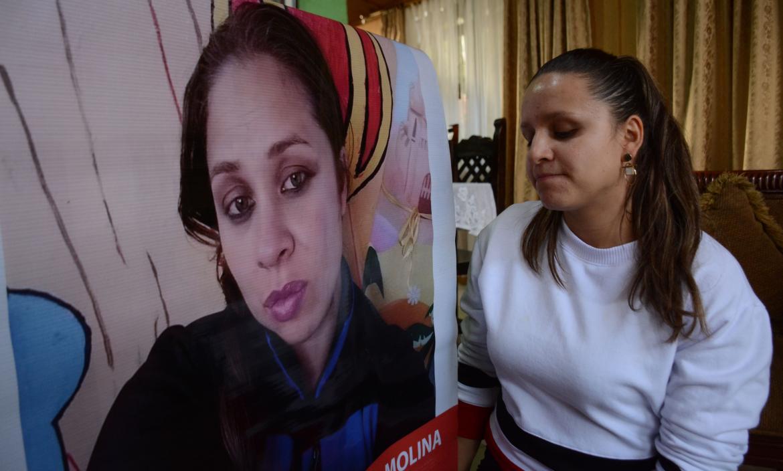 Natalia Subía - Desaparecida - Drama