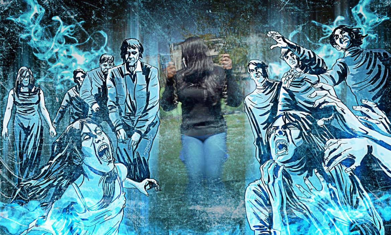 Enigma - Espíritus - Mujer