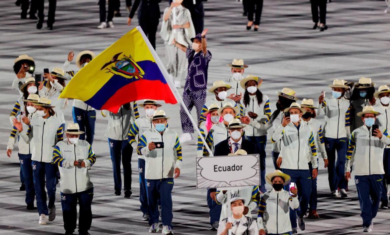 La agenda de los ecuatorianos en los Juegos Olímpicos.