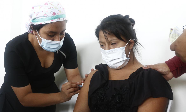 vacunación Golfo