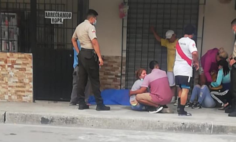La última muerte violenta ocurrió en las calles 35 y Calicuchima.
